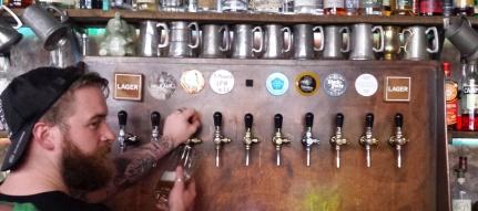 Bethnal Green crawl-001 Sun Tavern