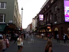 Soho crawl Old Compton St (2)