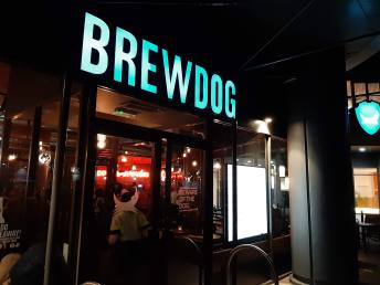 Brewdog Paddington